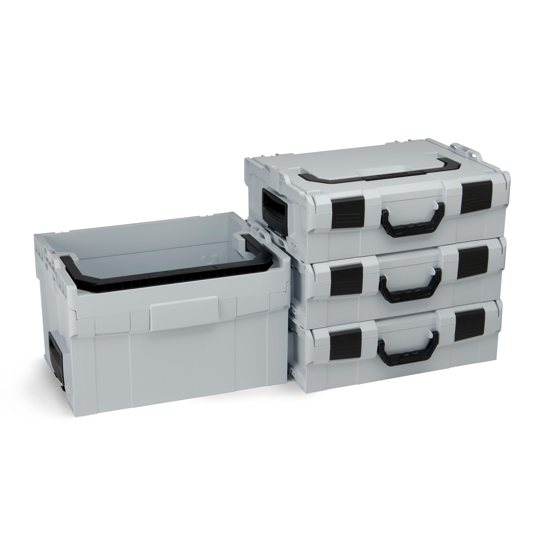 bosch sortimo 3x l boxx 136 lt boxx 272 ebay. Black Bedroom Furniture Sets. Home Design Ideas