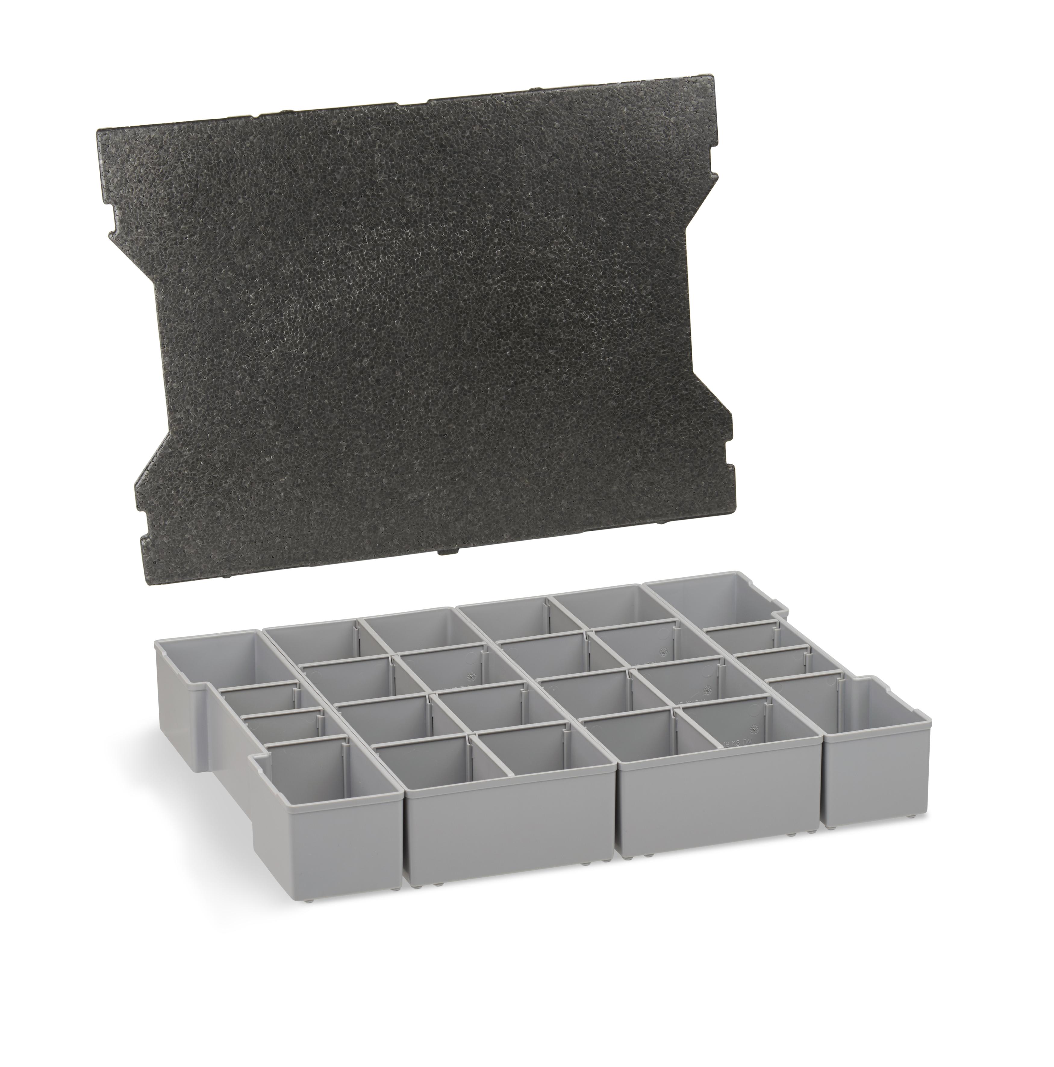 Bosch Sortimo Insetboxen Set K3 Deckelpolster Für L Boxx G4 Ebay