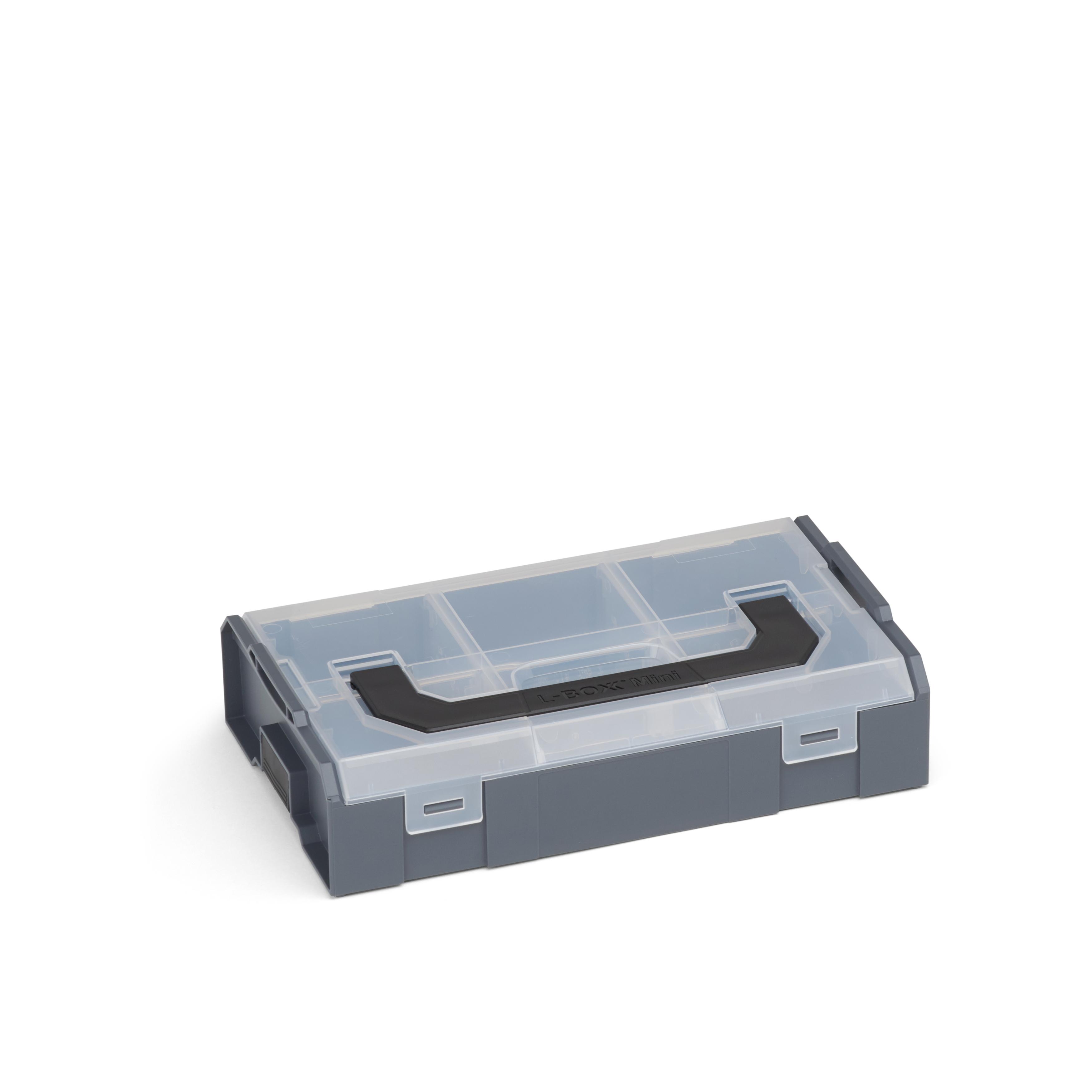 bosch sortimo l boxx 102 gr1 limited edition ebay. Black Bedroom Furniture Sets. Home Design Ideas