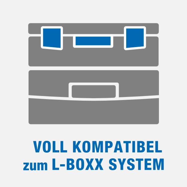 icon Voll kombatibel zum L-BOXX System
